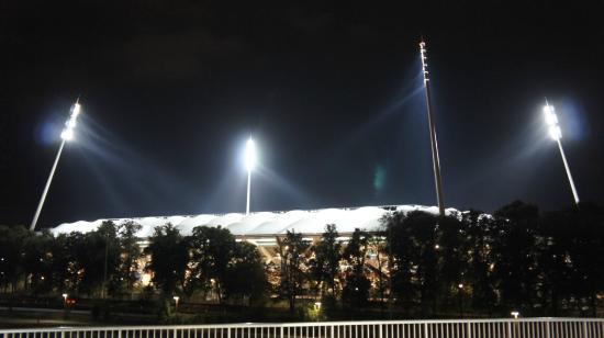 Ibis Reims Centre: Le stade Auguste Delaune