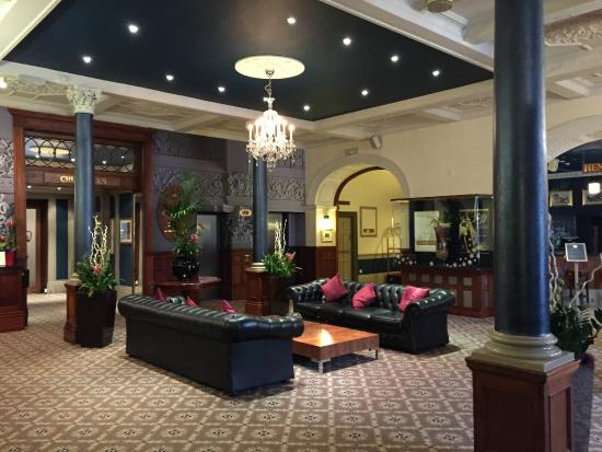 Crown Hotel Harrogate Reviews