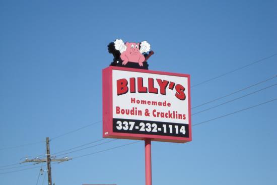 Billy's Boudin & Cracklins: Billy's