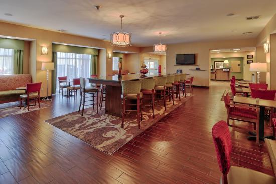 Hampton Inn Lordsburg: Dining Area
