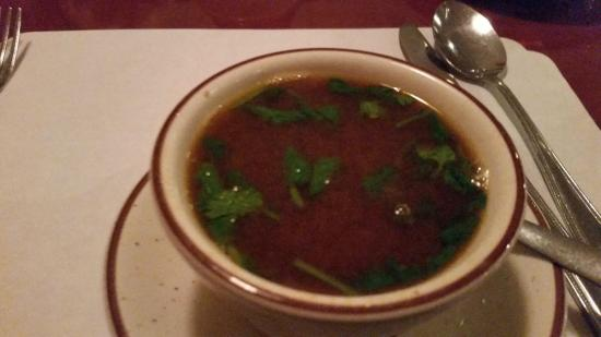 Namaste Cuisine of India and Nepal: Soup