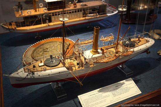 Ww1 Destroyer Picture Of Museu Da Marinha Lisbon
