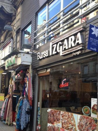 Bursa Izgara