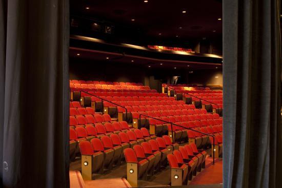 Theatre Seating - Picture of Laguna Playhouse, Laguna Beach