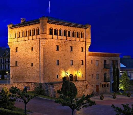 imagen Palacio Castillo de gorraiz en Valle de Egüés