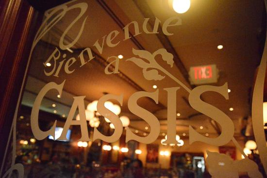 Brasserie Cassis