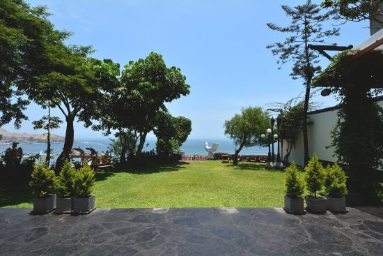 Second Home Peru: Vista amplia de las habitaciones. Vista de Costa Verde, Vista del oceano pacifico