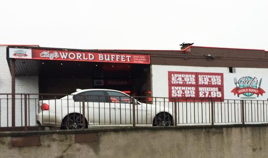 ‪Chef's World Buffet‬
