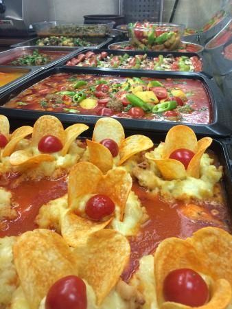 Tibilisi Sultan Restaurant: Yemek çeşitleri