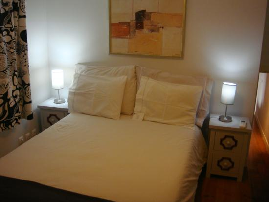 Lisbon Inn: Gloria 0 - Quarto 1