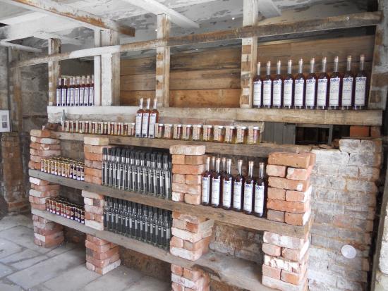 Redlands Estate: Selection of Whiskeys