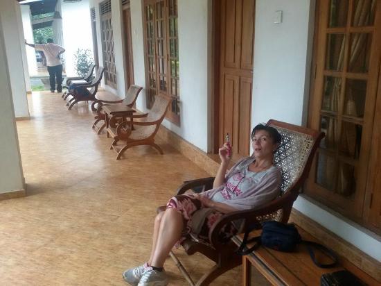 Le Grand Meaulnes - Family Hotel: Hotel porticato