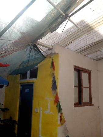 Shangri-Lagos Hostel: área comum