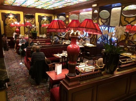 Le Grand Café Capucines - Picture of Le Grand Cafe Capucines, Paris ...