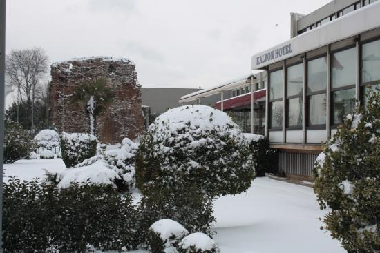 Kalyon Hotel Istanbul: winter Kalyon