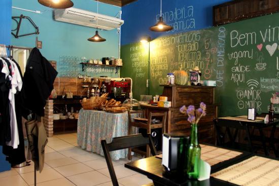 Libre! Bici Cafe Pan | Vegan