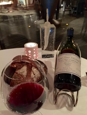 Restaurant Le Clos des Sens: Mondeuse 2009 magnifique