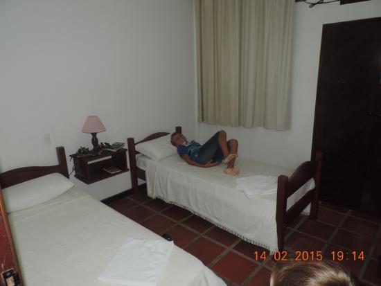 La Alhambra Apart Hotel: habitación