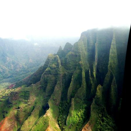 The Cathedral on Na'Pali Coast