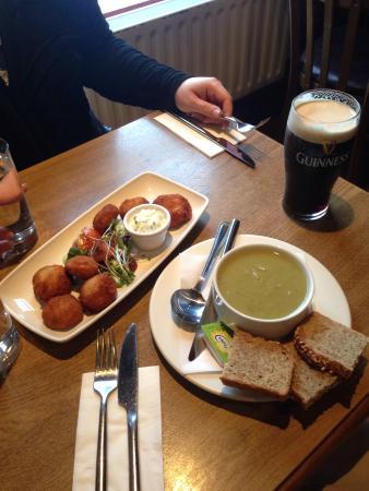 The Helm Restaurant: Appetizer