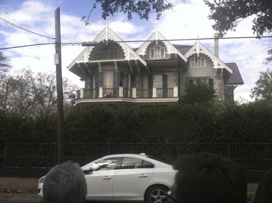 Sandra Bullock's house in the Garden District - Picture of Free