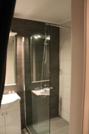 Hostellerie Au Vieux Hetre : douche