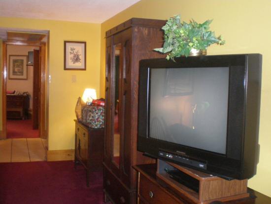 Living area picture of hotel de la monnaie new orleans tripadvisor - Hotel de la monnaie ...