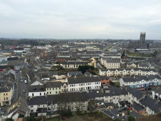 Kilkenny, Ireland: View from the top!