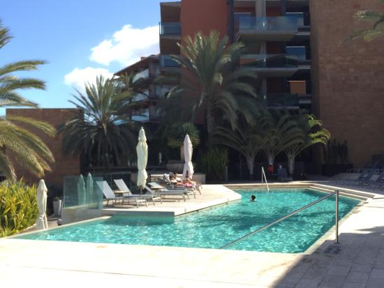 Sheraton Gran Canaria Salobre Golf Resort: Grande piscine