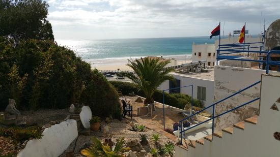 Pension A Mare Bed & Breakfast : View from our Terrace