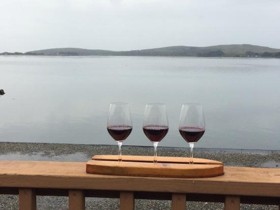 Red Wine Roads: Wine tasting on the Pacific Coast
