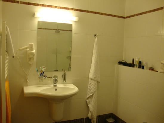 Hotel Voyage: łazienka