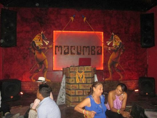 Monastir, Tunesien: Discoteca Macumba, Cartagena de Indias, Colombia