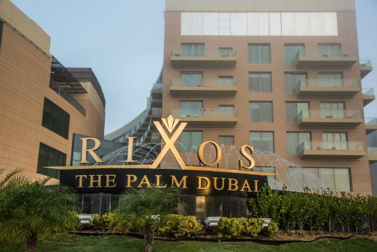 A La Turca Restaurant At Rixos The Palm Dubai