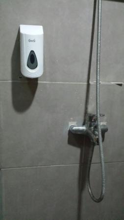 Mango Park Hotel: No shower gel anymore