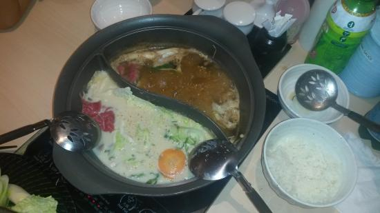 Shabu Shabu on-yasai