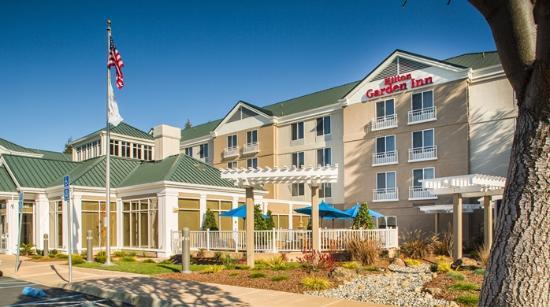 Welcome To The Hilton Garden Inn Mountain View Hotel Fotograf A De Hilton Garden Inn Mountain