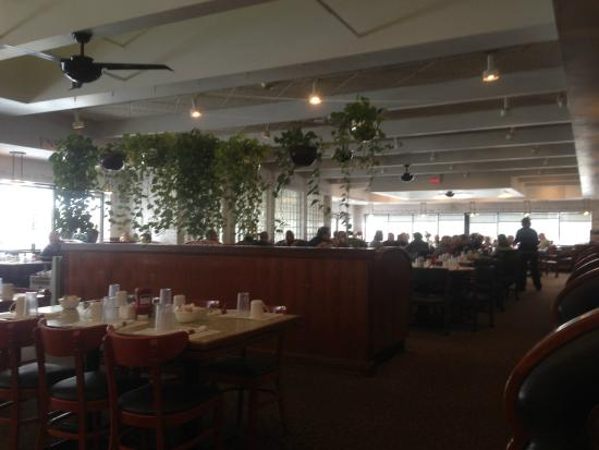 Inside View Of The Dining Room At Maxim S Picture Of