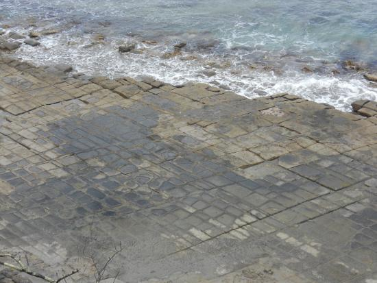 Eaglehawk Neck Historic Site: Tesselated Pavement