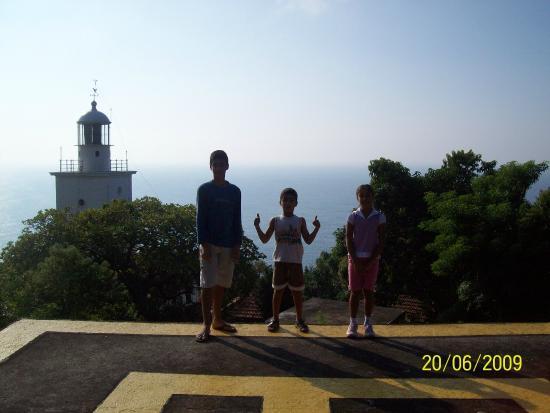 Castelhanos Lighthouse: Farol