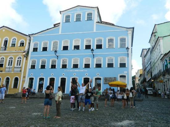 Jorge amado foundation picture of fundacao casa de jorge - Amado salvador ...