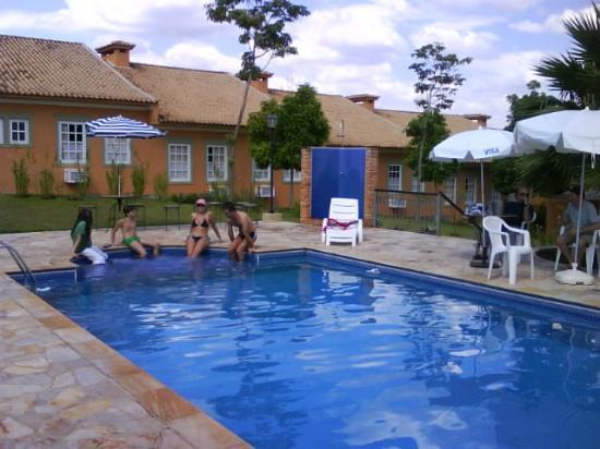 Quartos para jardim e piscina foto de vila real hotel for Horario piscina vila real