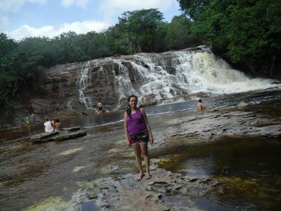 Hotel Iracema Falls: Cachoeira próxima Iracema Falls