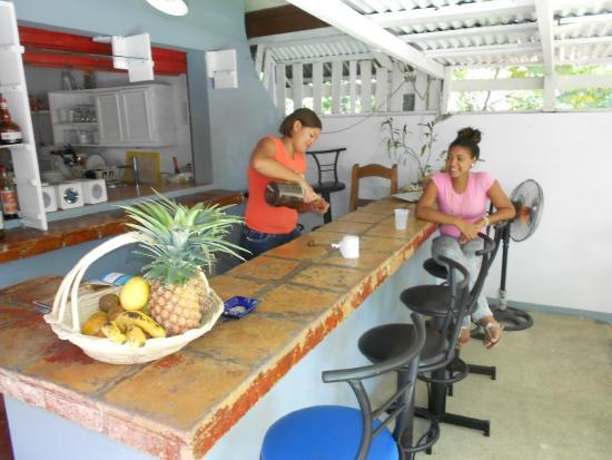 Benjamin Fresh Seafood by Sosua La Playa: EMPLOYEES