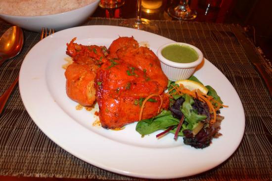 Mint: Tandoori chicken