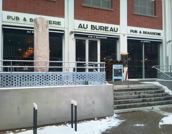 Restaurant au bureau elegant restaurant au bureau strasbourg