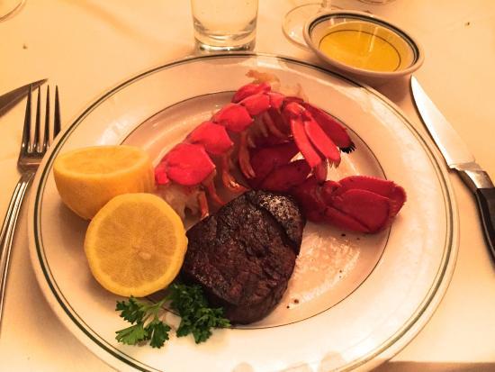 Joe's Seafood, Prime Steak & Stone Crab: Steak and Lobster ....