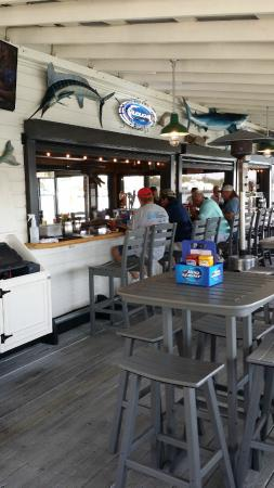 Bar picture of dixie fish co fort myers beach for Dixie fish company