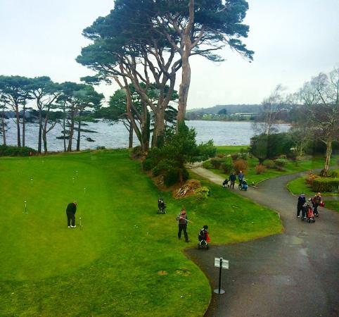 Killarney Golf & Fishing Club: Views of the golf course