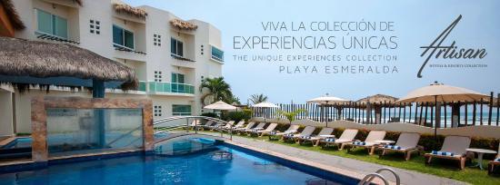 Artisan Family Hotels & Resorts Collection Playa Esmeralda : Alberca